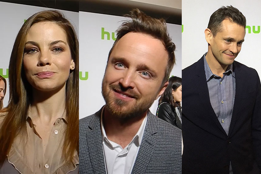 The Path interviews MichelleMonaghan AaronPaul HughDancy