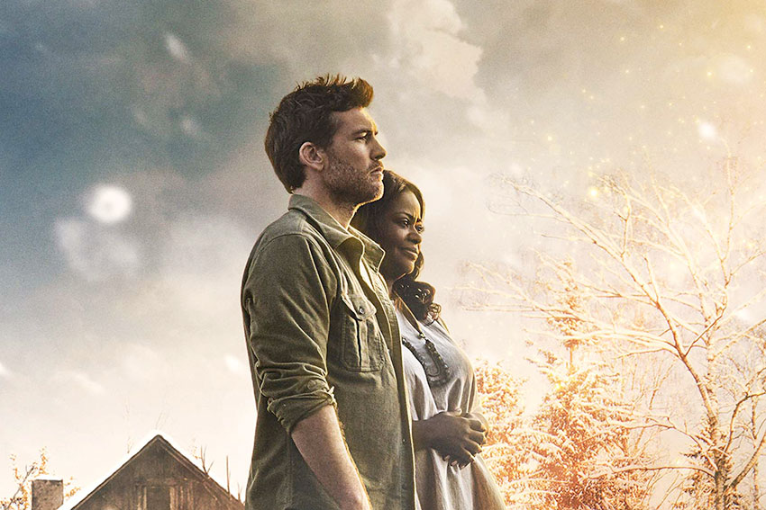 The Shack Sam Worthington Octavio Spencer movie
