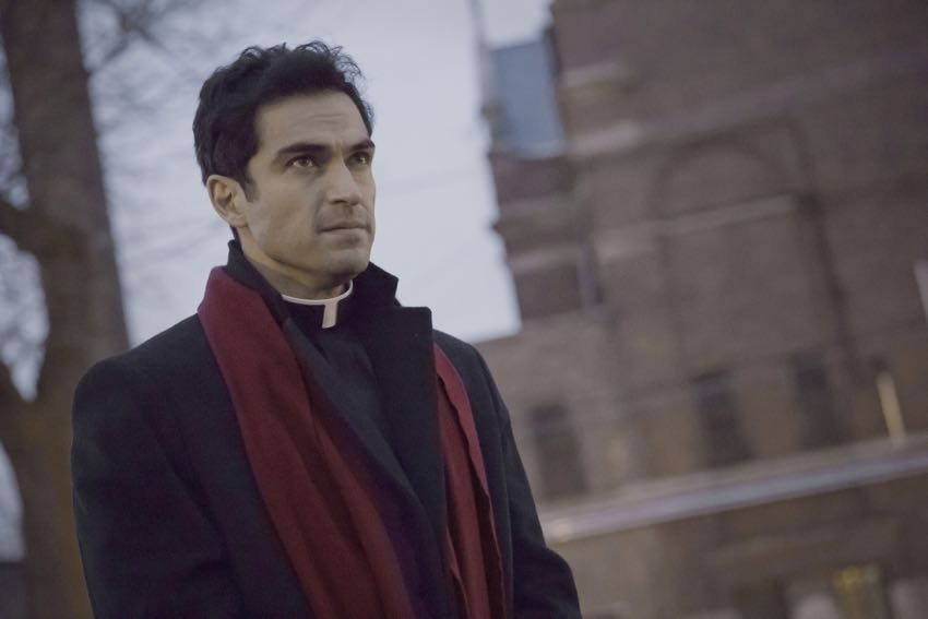The Exorcist's Alfonso Herrera interview