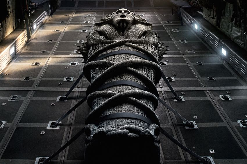 The Mummy Teaser Poster image 2017