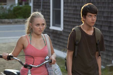 AnnaSophia Robb and Liam James in THE WAY WAY BACK movie