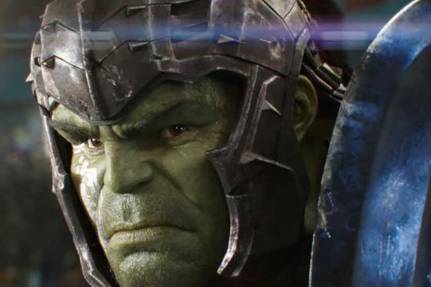 The Making of the Hulk For 'Thor: Ragnarok' with VFX