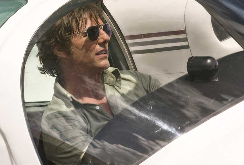 Tom Cruise American Made movie 2