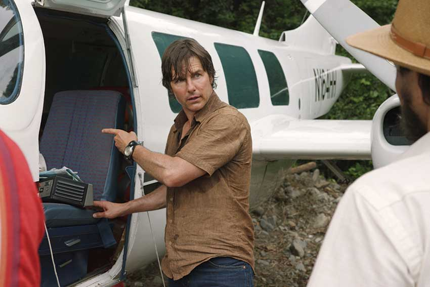 Tom Cruise American Made movie