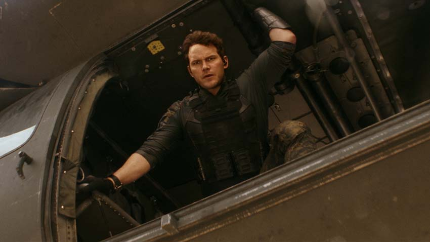 Tomorrow War Chris Pratt