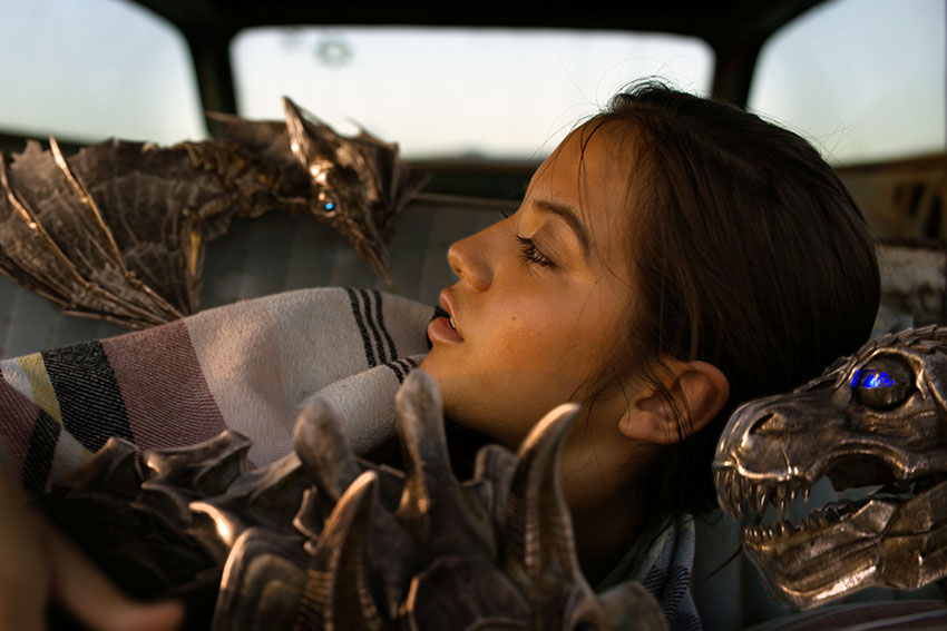 Transformers The Last Knight Isabela Moner