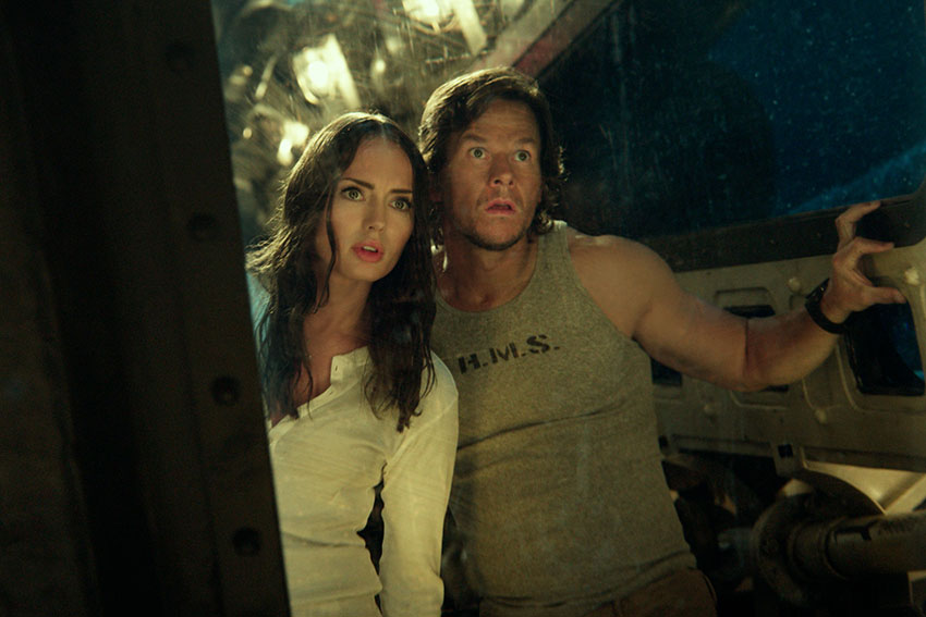 Transformers The Last Knight Mark Wahlberg Laura Haddock