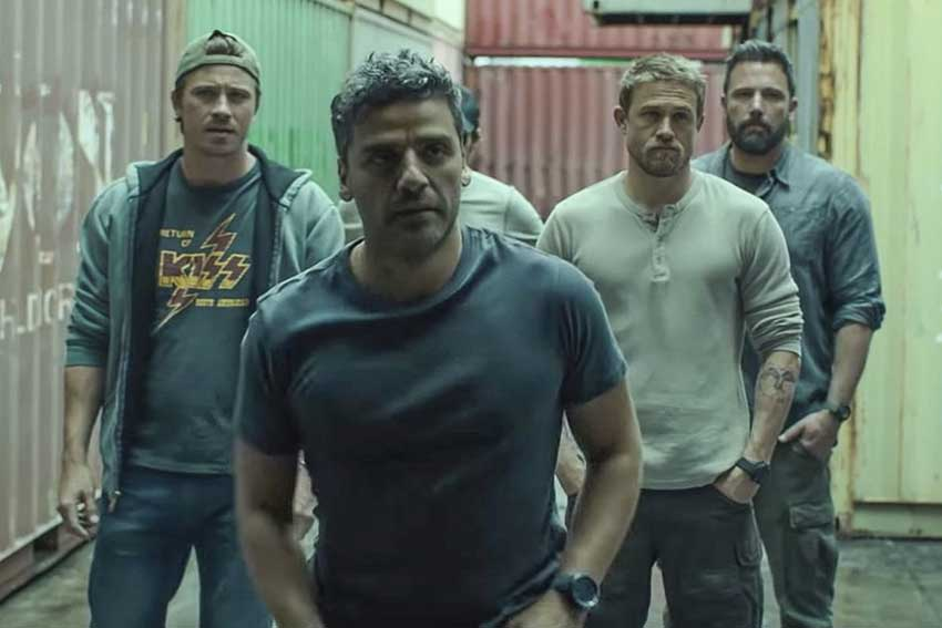 Triple Frontier Netflix movie