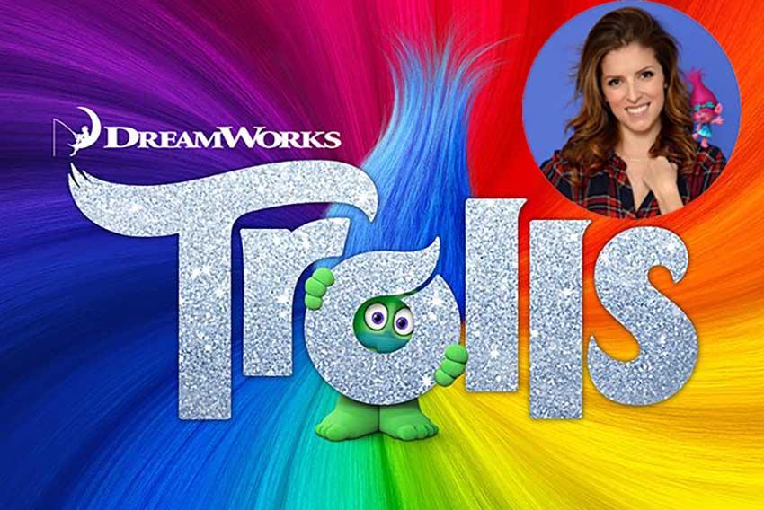 Anna Kendrick And Justin Timberlake Talk Dreamworks Trolls And