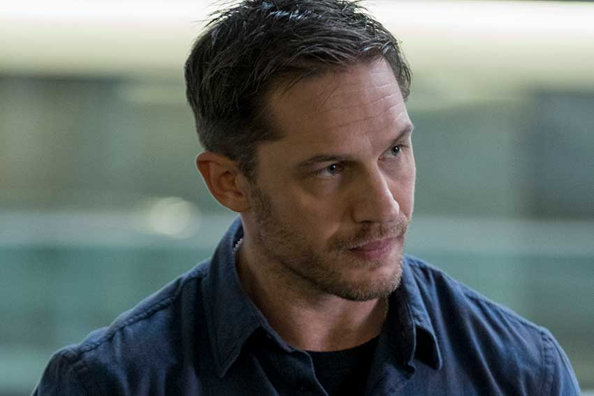 Venom Tom Hardy movie