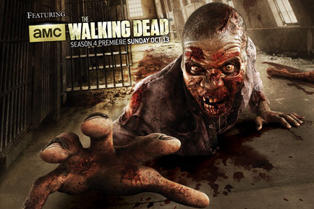 The Walking Dead Rising Again For Halloween Horror Nights New