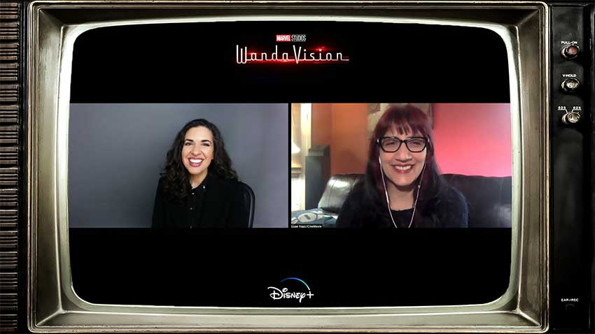 WandaVision Jac Schaeffer Marvel interview