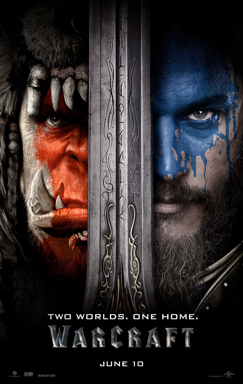 WarCraft movieposter small