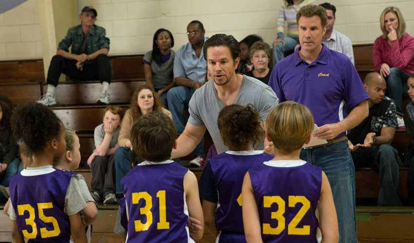 Will Ferrell and Mark Wahlberg in Daddys Home