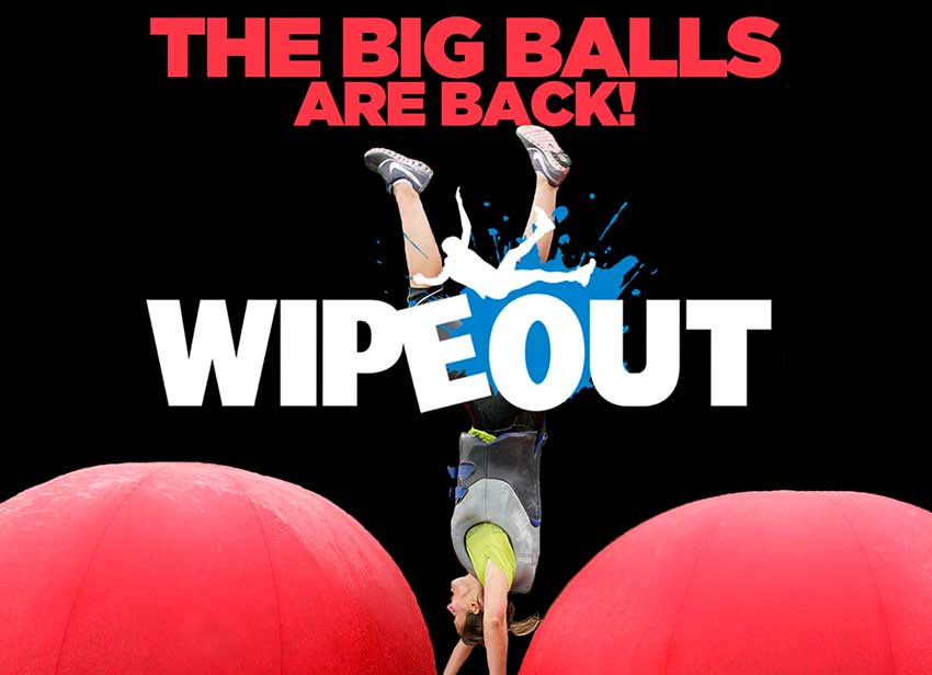 Wipeout Casting Flyer 850