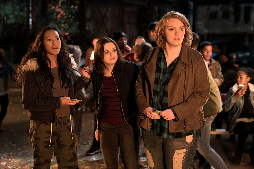 Wish Upon Joey King Sydney Park Shannon Purser