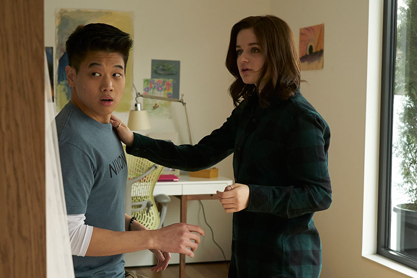 Wish Upon Ki Hong Lee Joey King