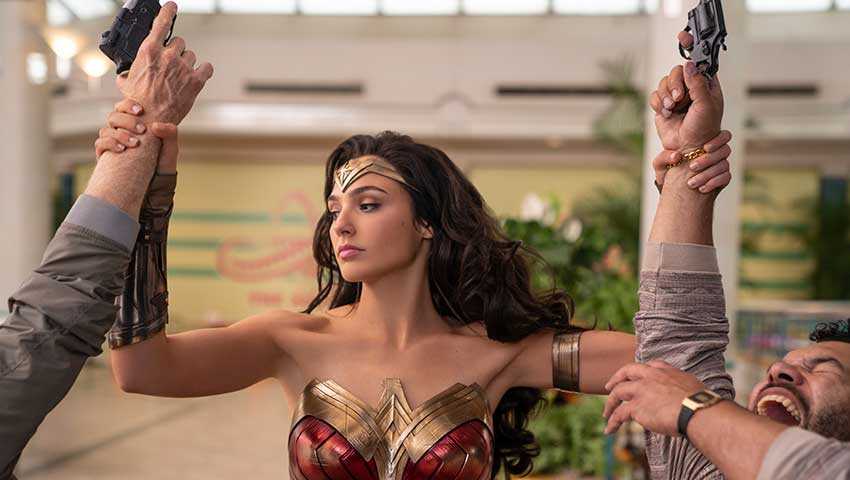 Wonder Woman 1984 Gal Gadot news
