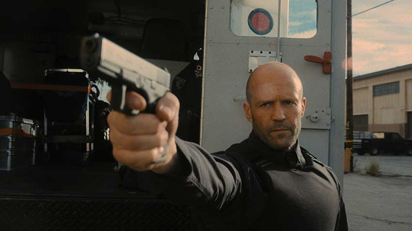 Wrath of Man Jason Statham