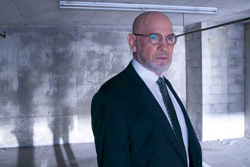 XFiles Season 11 Mitch Pileggi