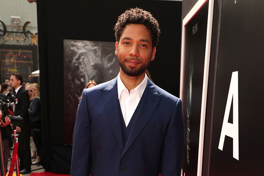 alien covenant Jussie Smollett