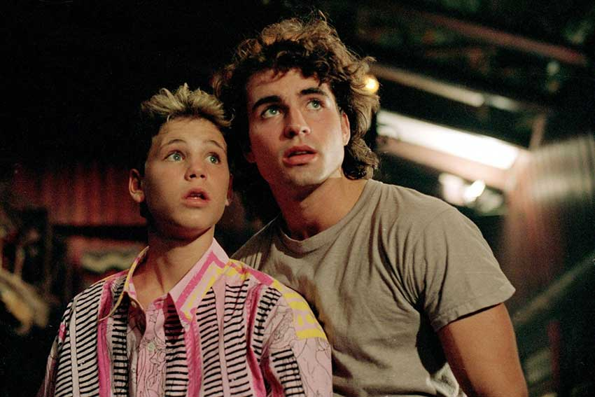 corey haim and jason patric the lost boys lost boys