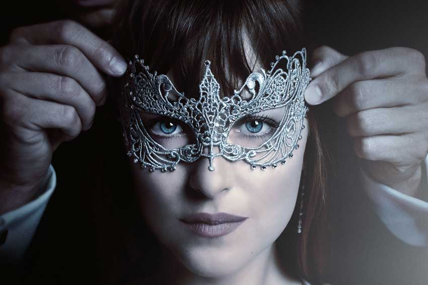 fifty shades darker teaser poster image