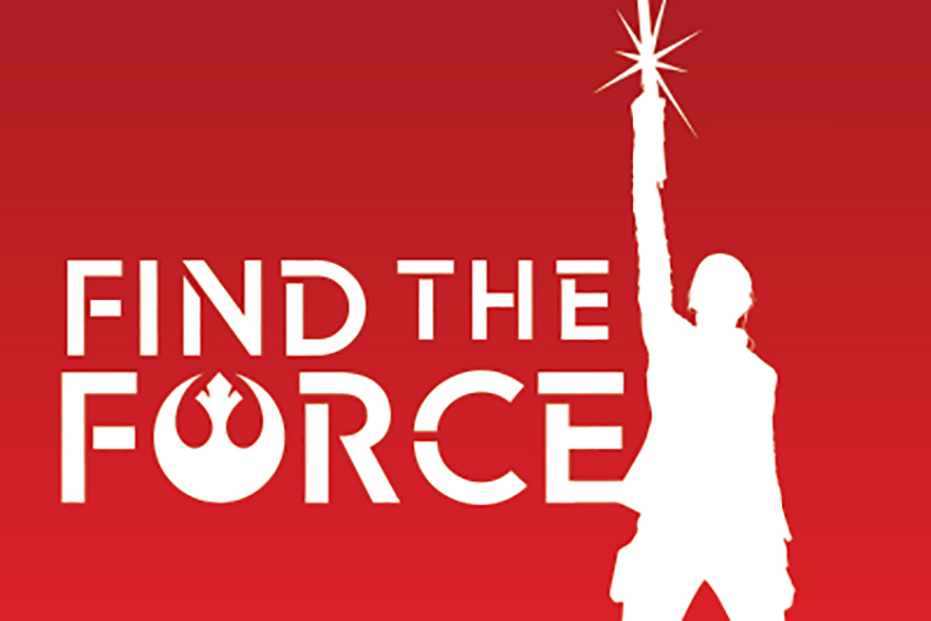 find the force StarWars TheLastJedi