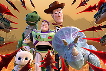 Toy Story ABC Special