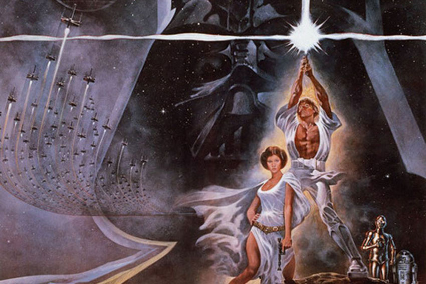star wars new hope poster image1977