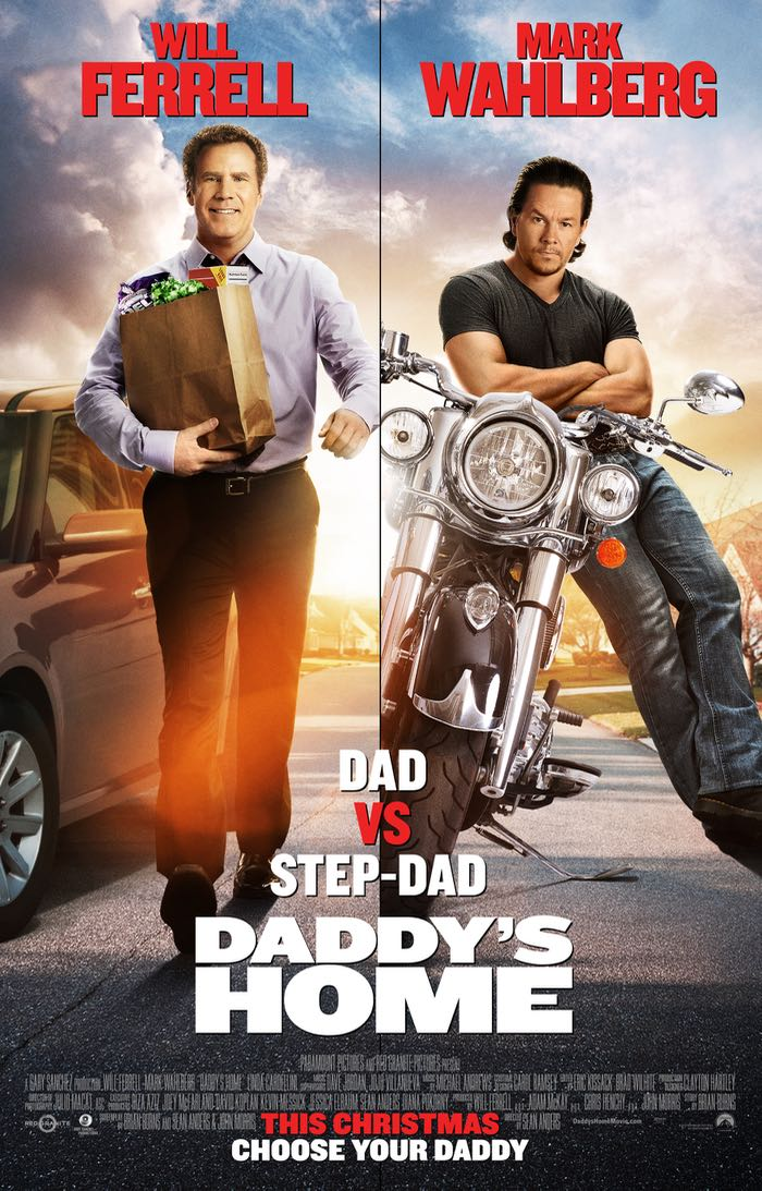 DaddysHome new movie poster