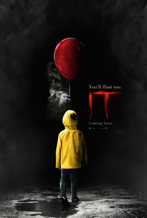 IT 2017 Teaser Movie Poster