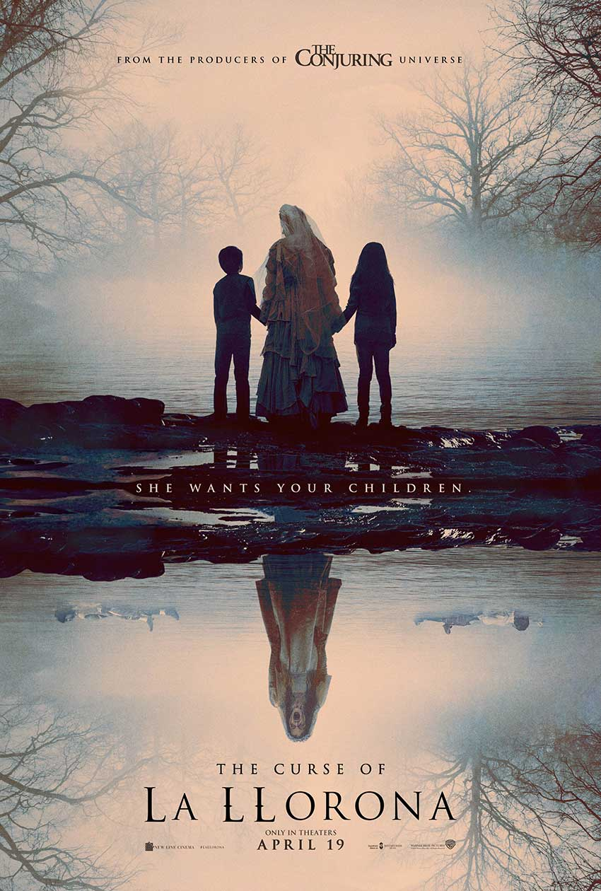 La Llorona 2018 movie poster