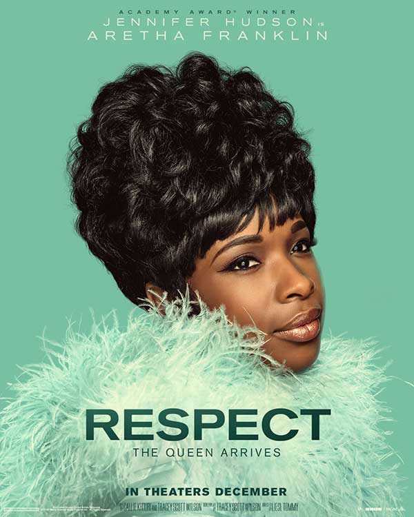 Respect Movie Poster Jennifer Hudson
