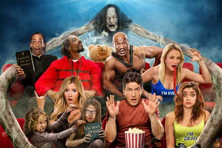 Scary Movie 5 New Movie Poster Coming Soon Articles