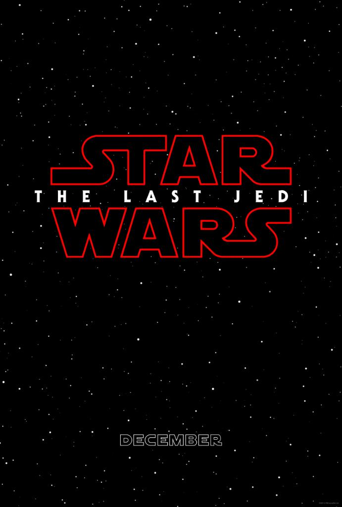 Star Wars Episode VIII Last Jedi
