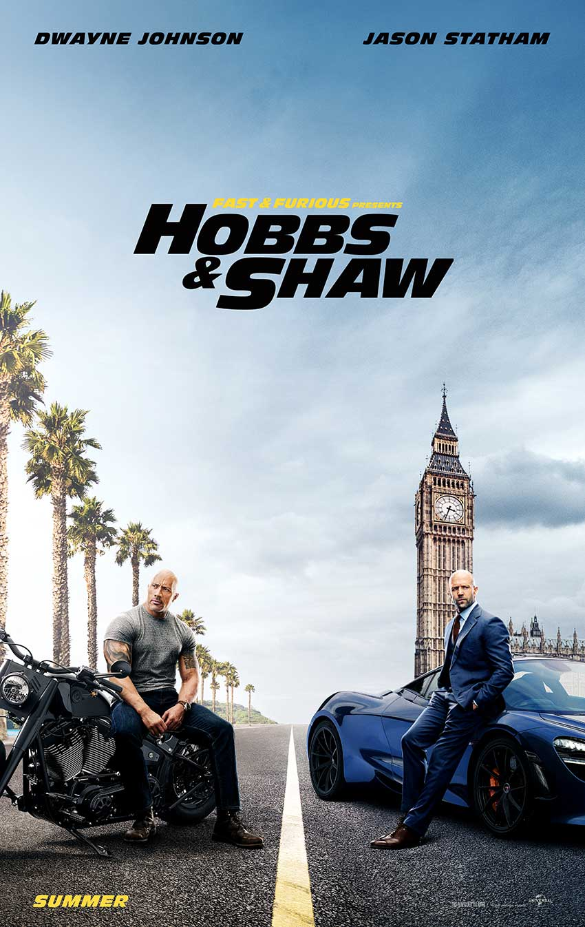 fast furious spin off hobbs shaw movie poster