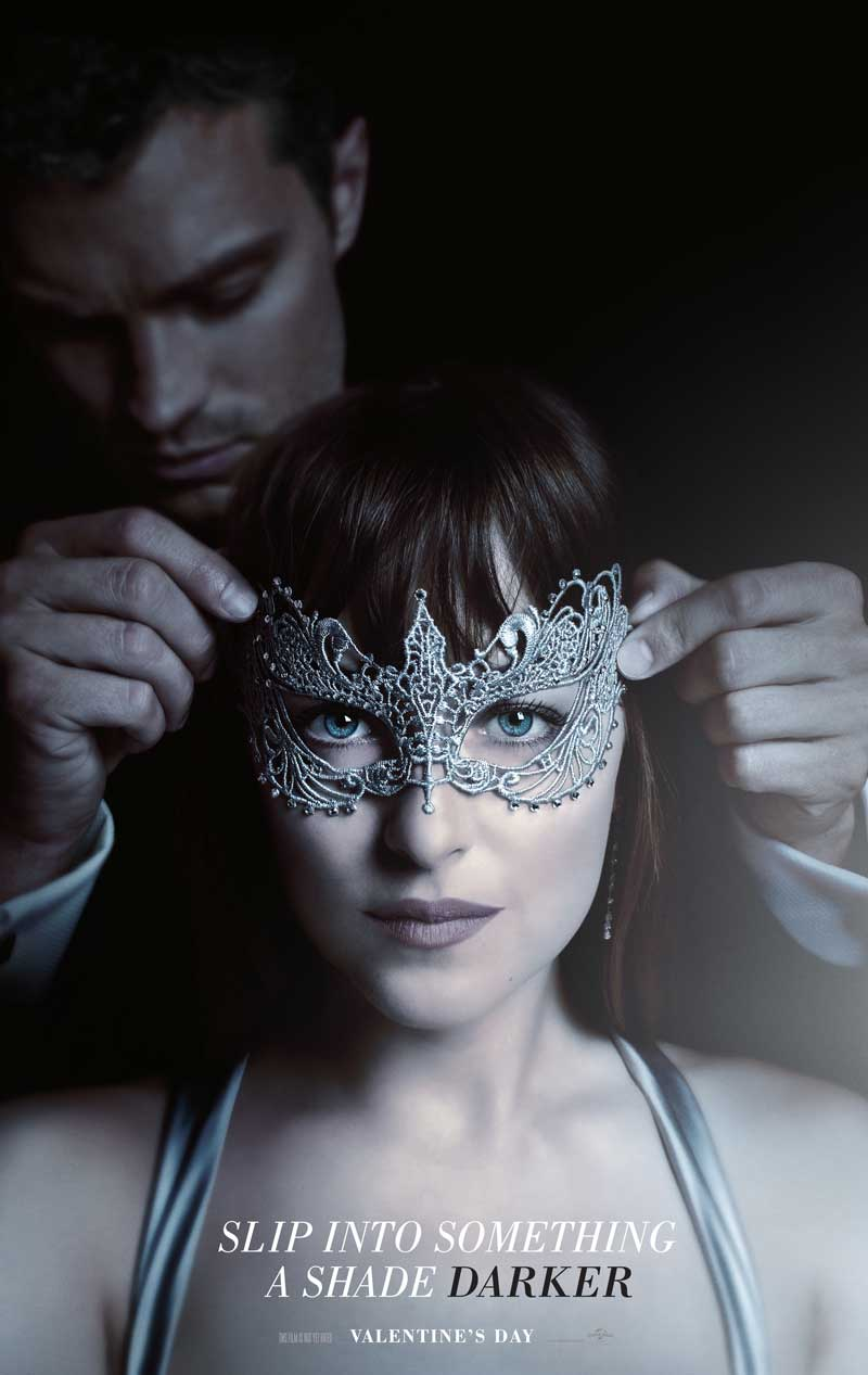 fifty shades darker teaser poster