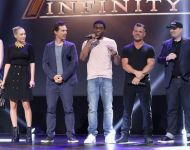 D23 Expo 2017 Marvel cast 4