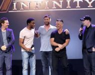 D23 Expo 2017 Marvel cast 2