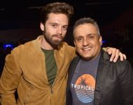 D23 Expo 2017 Marvel Sebastian Stan Joe Russo