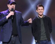 D23 Expo 2017 Marvel Kevin Feige Tom Holland