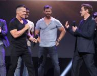 D23 Expo 2017 Marvel cast 3