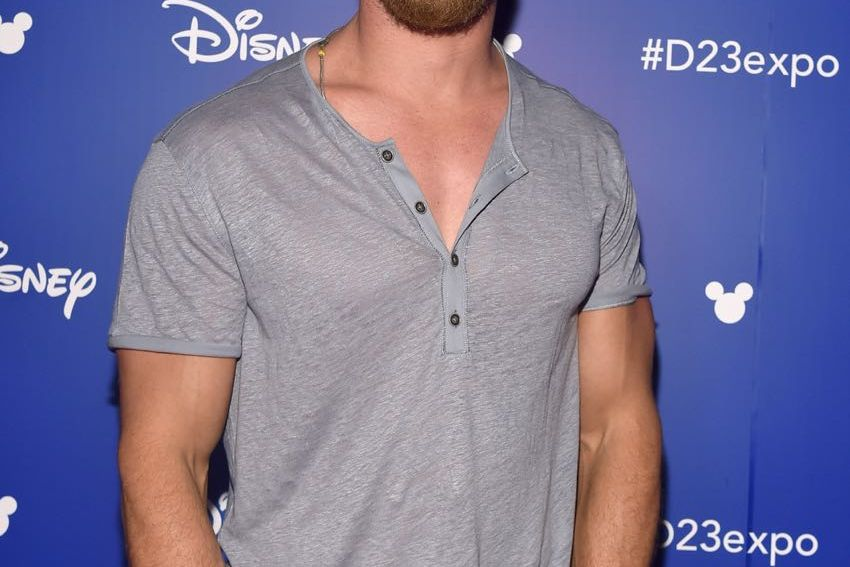 D23 Expo 2017 Marvel Chris Hemsworth