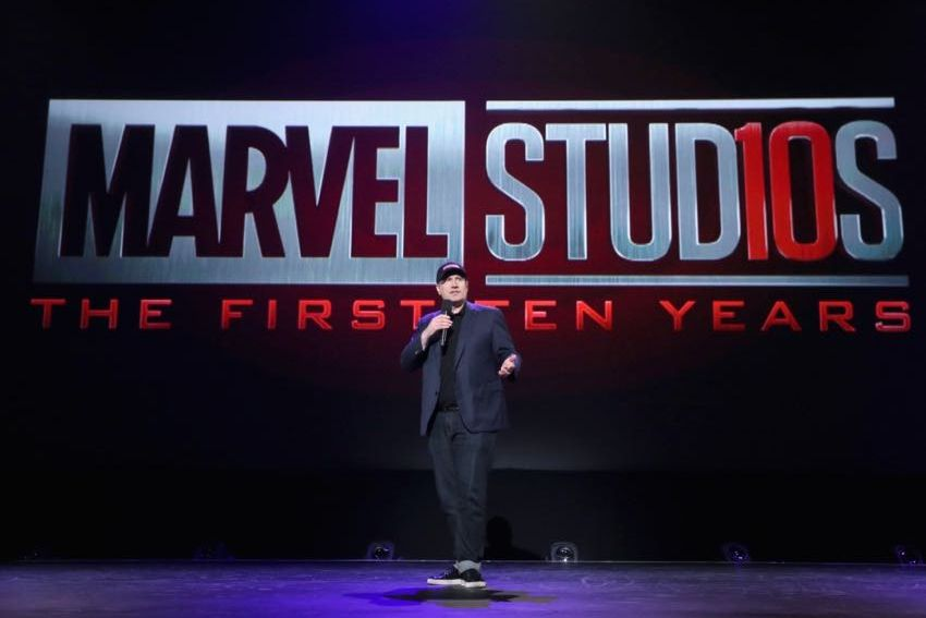 D23 Expo 2017 Marvel New logo